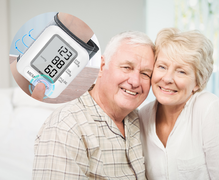 Discover the perfect blood pressure monitor to avoid scares. The smallest, most precise and effective on the market.
